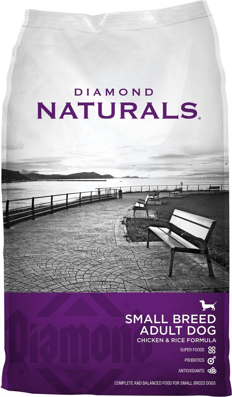Picture Of All Diamond Natural Dog Food Bags