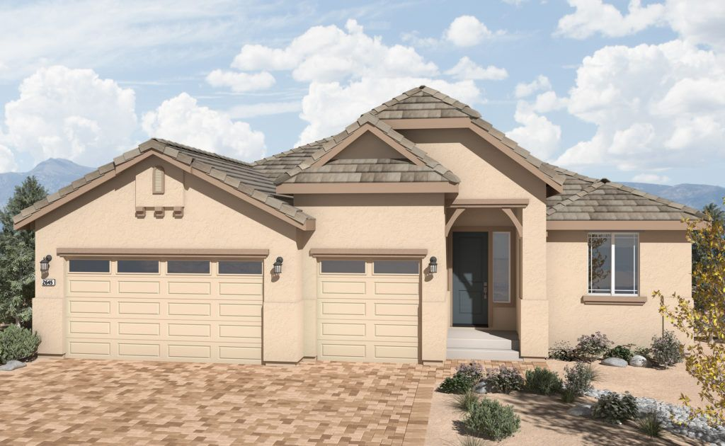 Sky Ridge Plan One Floorplan Homes for Sale Sparks, Reno