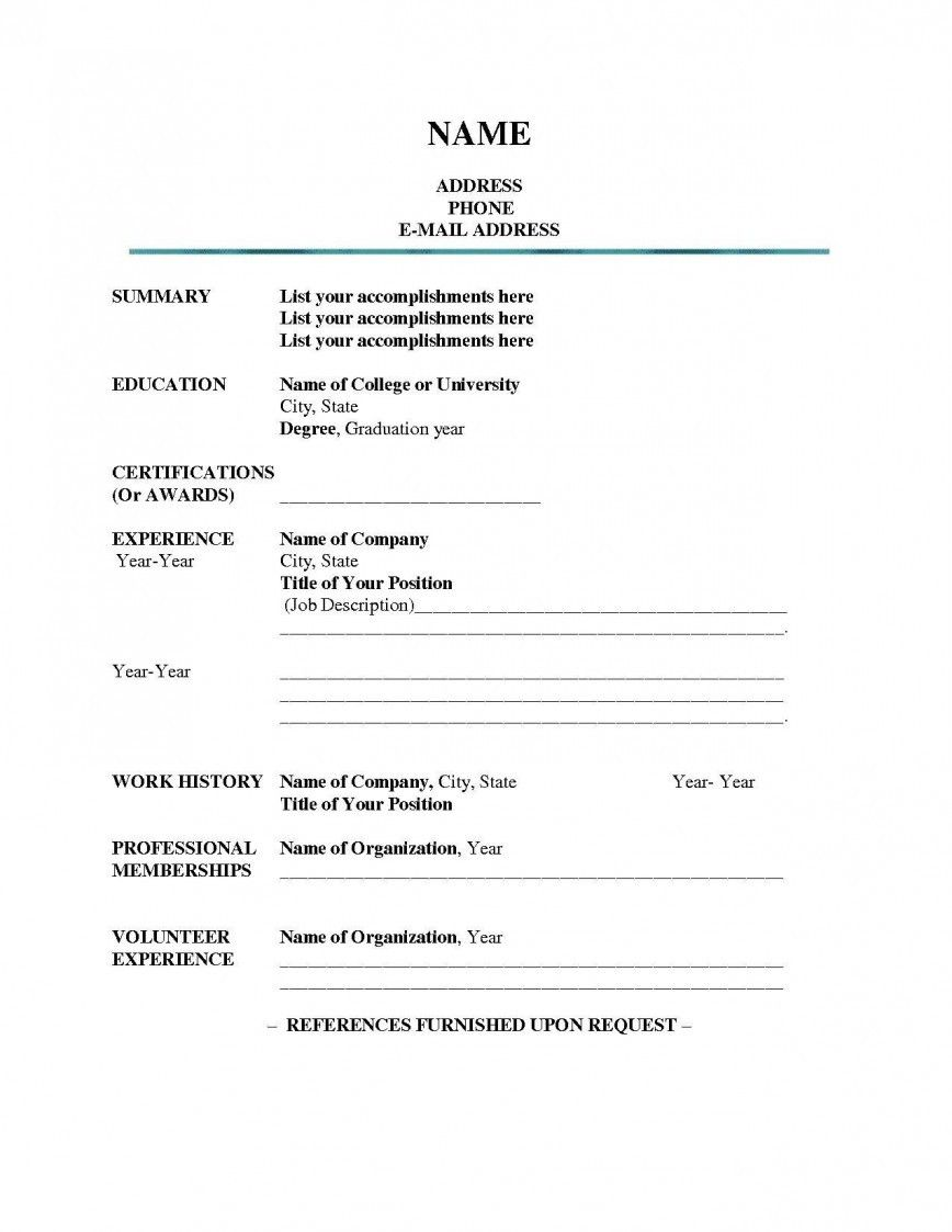 Reference List Template In 2021 Resume Templates Resume Form Simple Resume Sample reference list for jobs