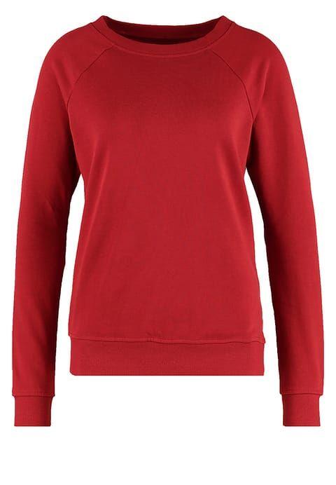 Zalando Essentials Sweater - dark red - Zalando.nl