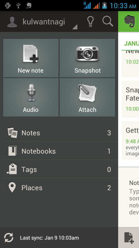 Evernote App An Awesome Time Management App Evernote