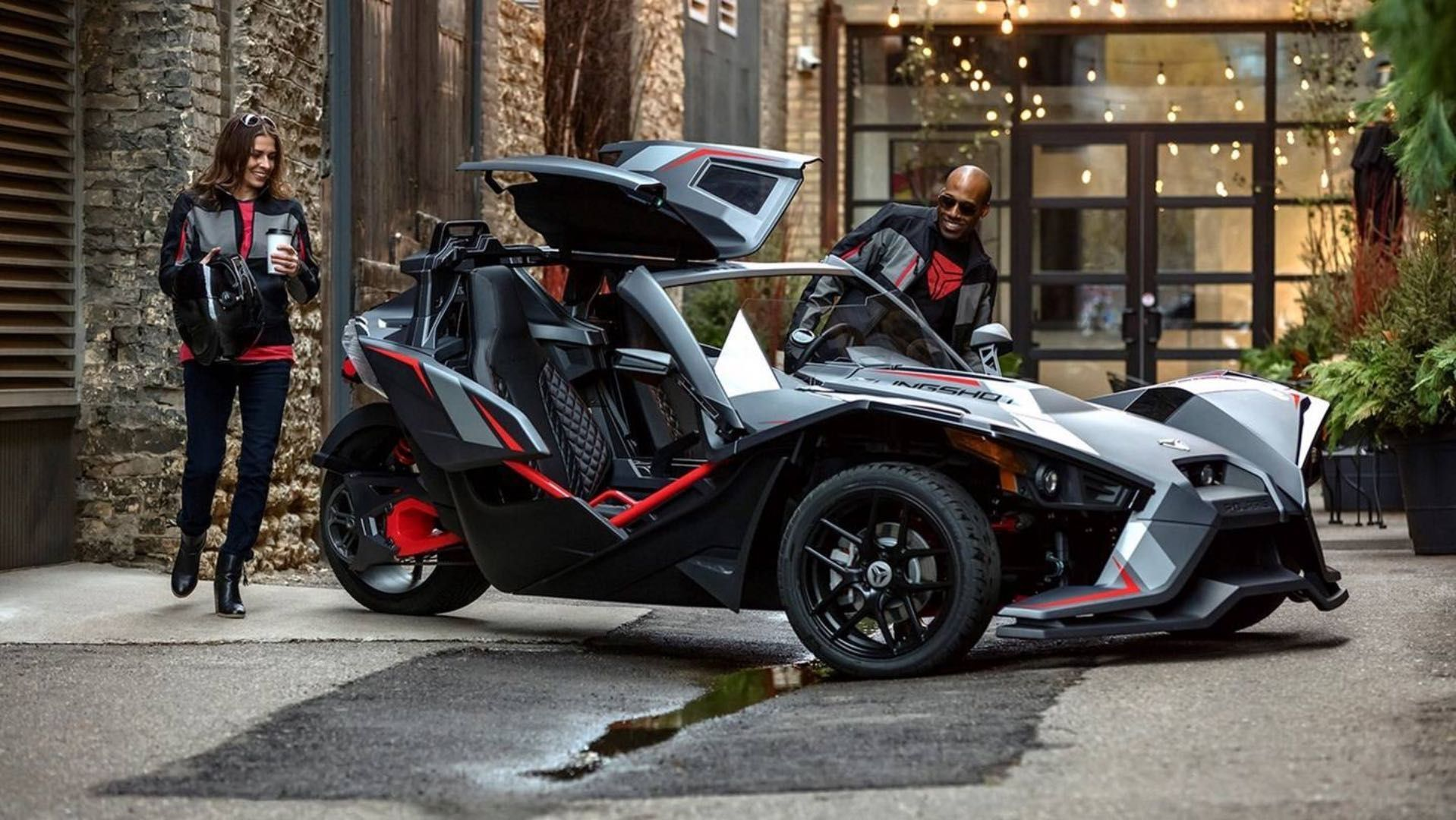 2019 Polaris Slingshot First Drive Polaris Slingshot Car Wheels Slingshot Car