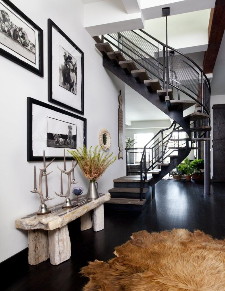 Soin Best Home Interior Design | 21 Spiral Staircases That Will Make Your Head Spin Foyers And