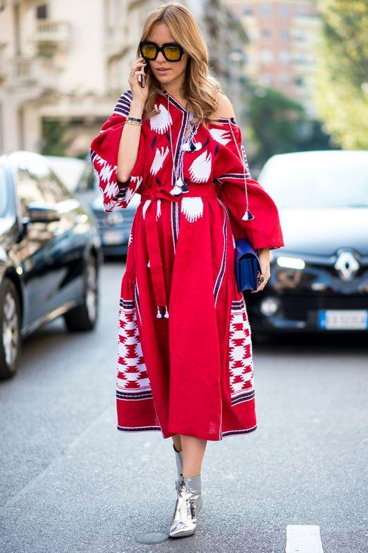 Street Fashion Milan Fashion Week Wiosna Lato 2017 Fashion Fashion Week Street Style
