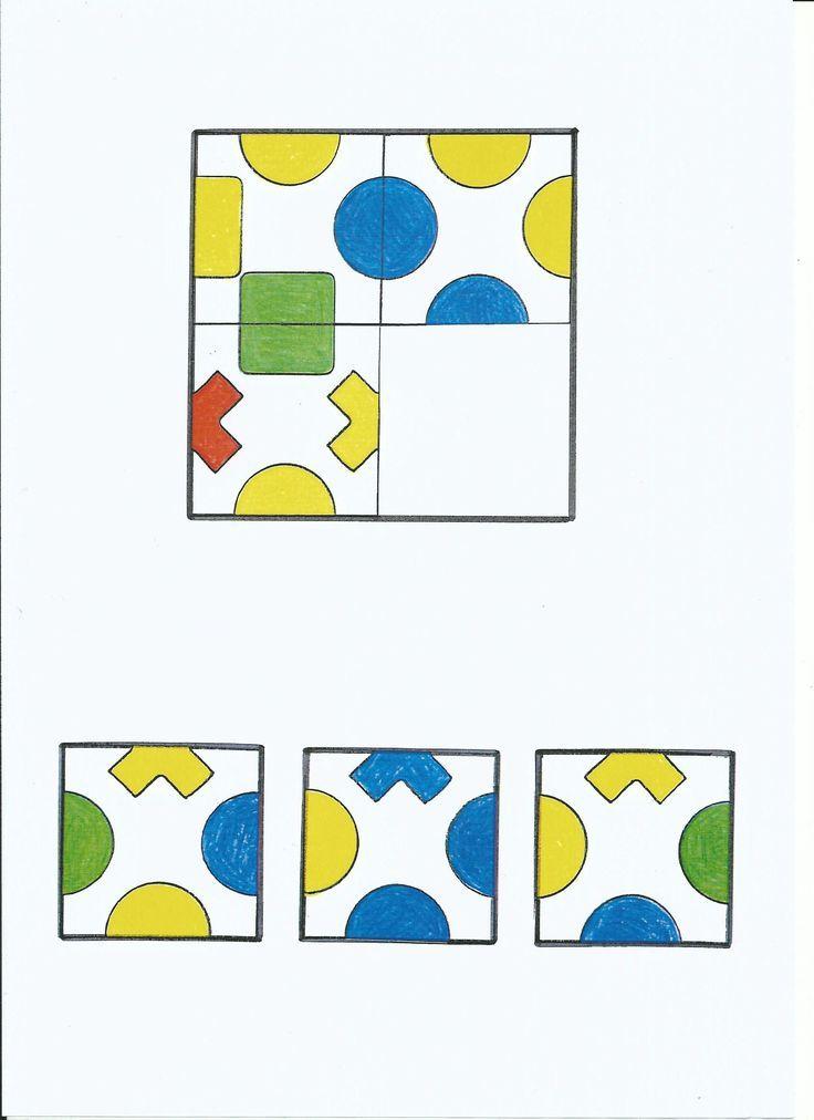 Puzzleubungen Actividadesparaninos Crianzadeloshijos Educaciondeninos Educaci Ideias De Atividades Para Criancas Psicologia Infantil Brincadeiras Ludicas