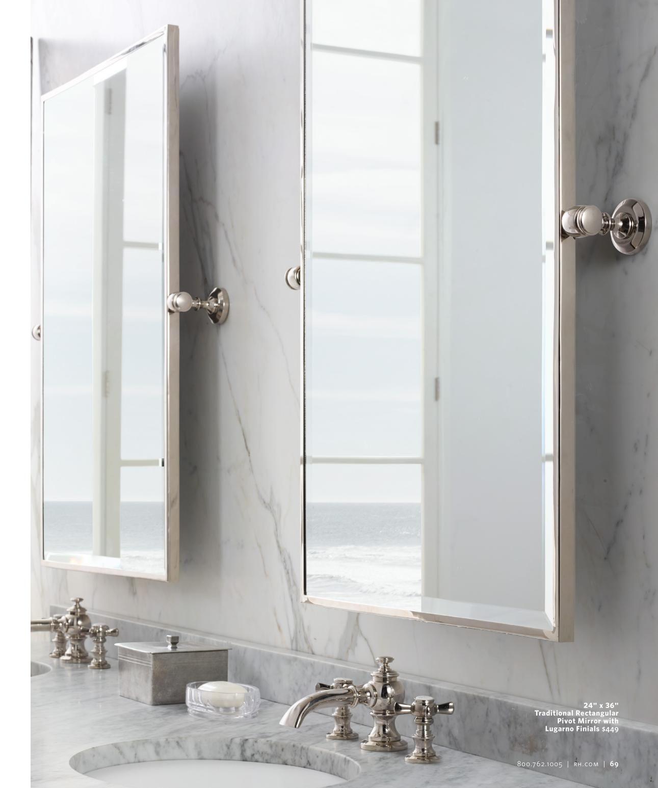 RH Source Books | Restoration Hardware | Pinterest | Bathroom ...