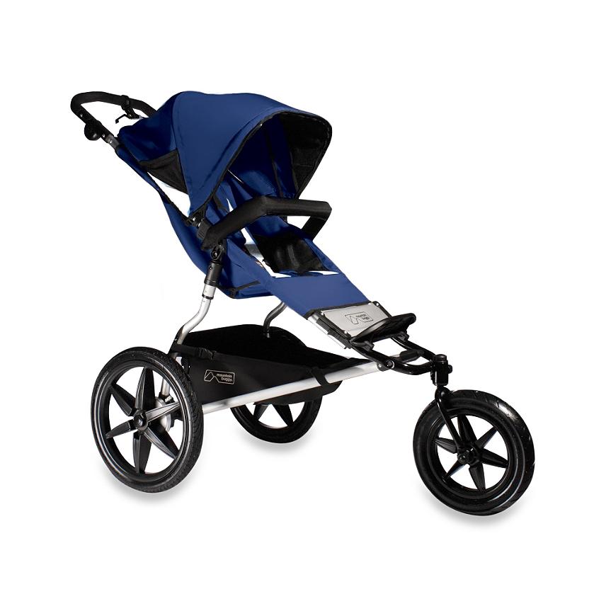 Mountain Buggy® Evolution Terrain Stroller in Navy