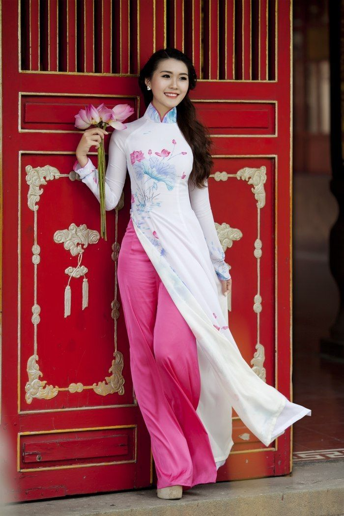 Pin by marknvy ao dai on ao dai vietnam | Traditional