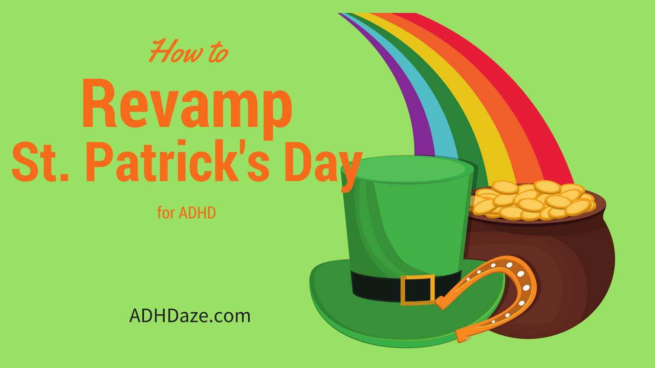 Let's celebrate St  Patrick's day | ADHDaze | Pinterest | ADHD