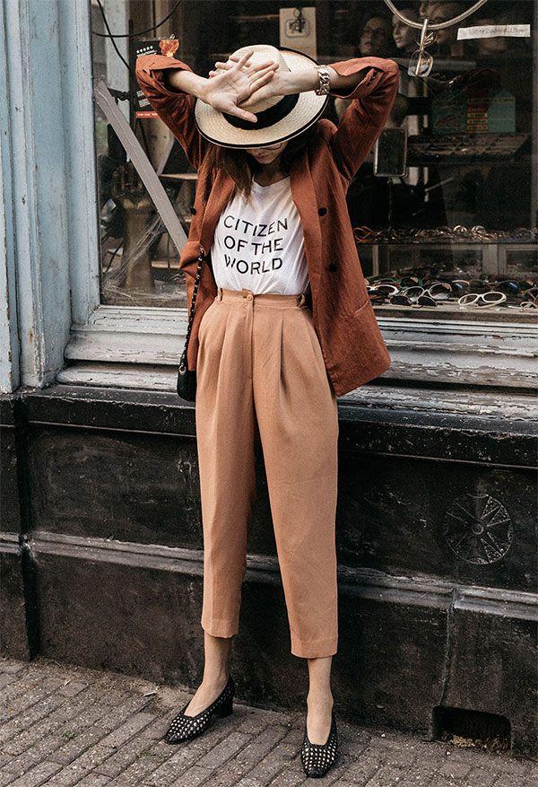 8 maneiras cool de usar blazer Estilo, Ropa y Otoño