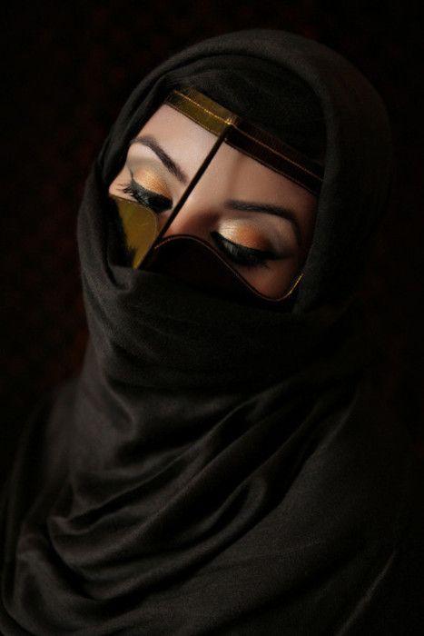 برقع خليجي Arab Beauty Girl Photo Poses Cool Eyes