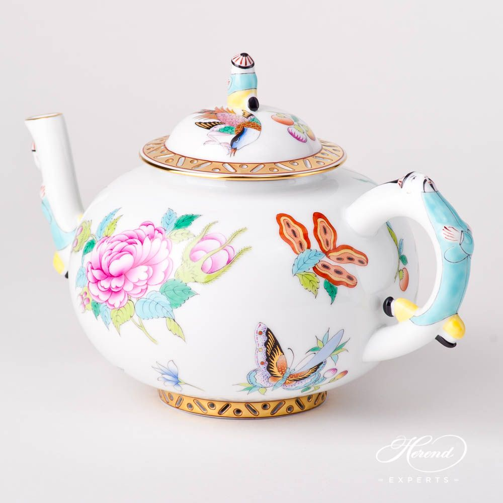 Tea Pot - Luxurious Butterfly #teapotset