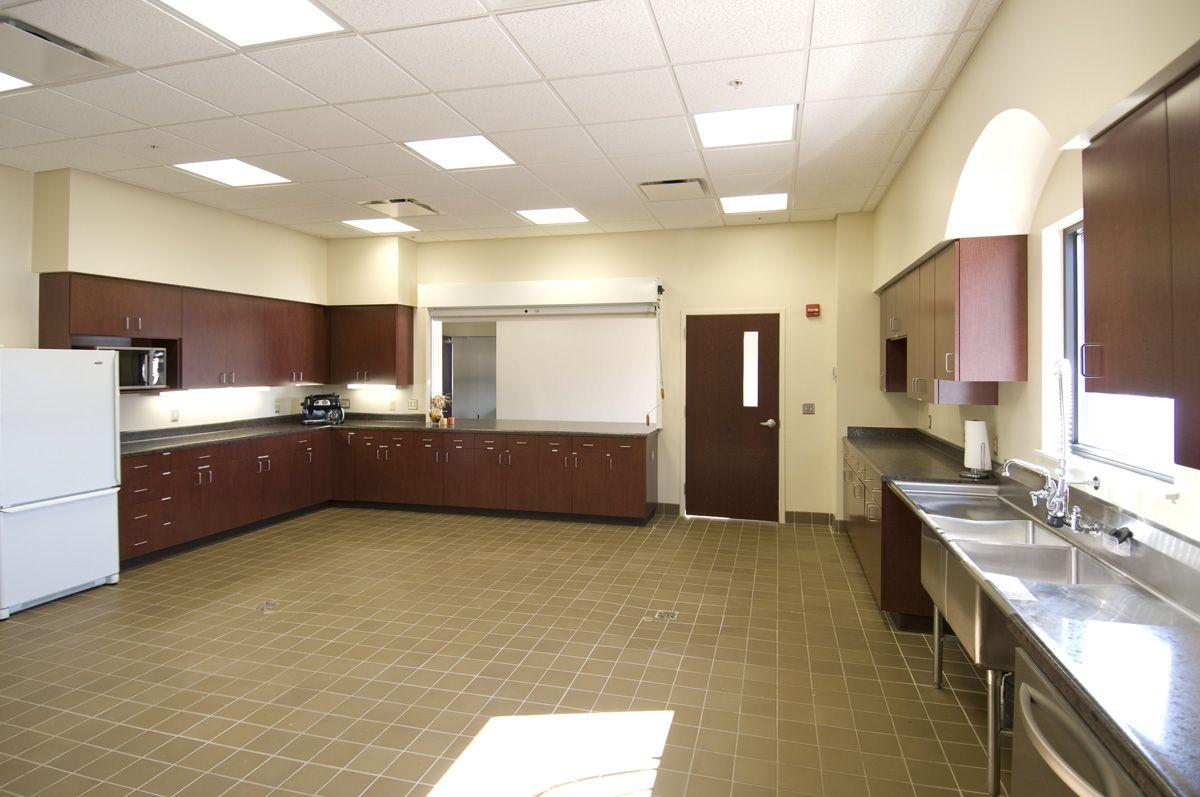 Interesting Corner Church Kitchen Design Ideas | Church Interior Design, Kitchen Design, Kitchen