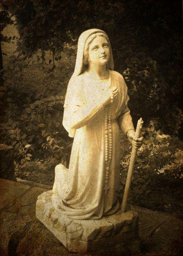 Catholic patron saint of love