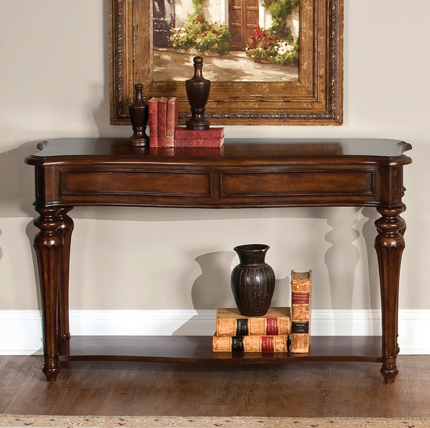 Vintage Cherry Console Sofa Table in 2020 | Liberty ...