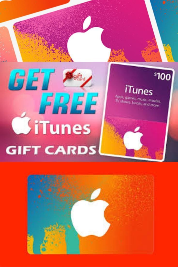 iTunes Gift Card Giveaway Free itunes gift card, Itunes