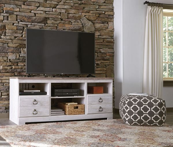 The Willowton Tv Stand By Ashley Furniture Is Now In Stock At