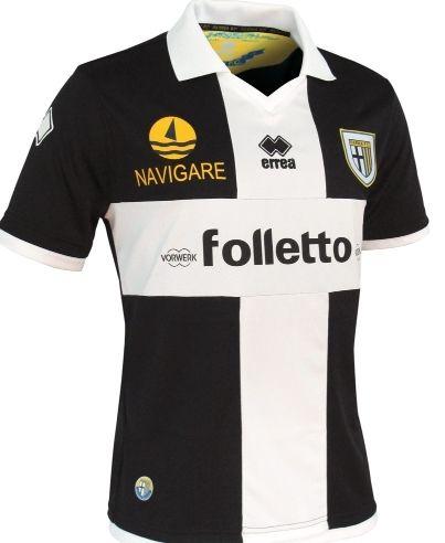 Parma Away Kit 2012 13 Errea  2807e98349feb