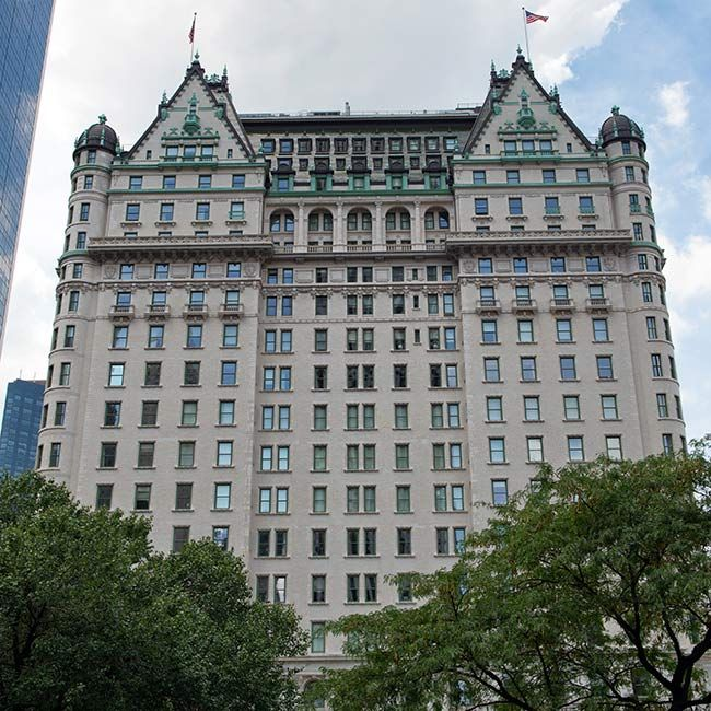 Lthe World Famous Plaza Hotel In New York Was The Dream Of Financier Bernhard Beinecke