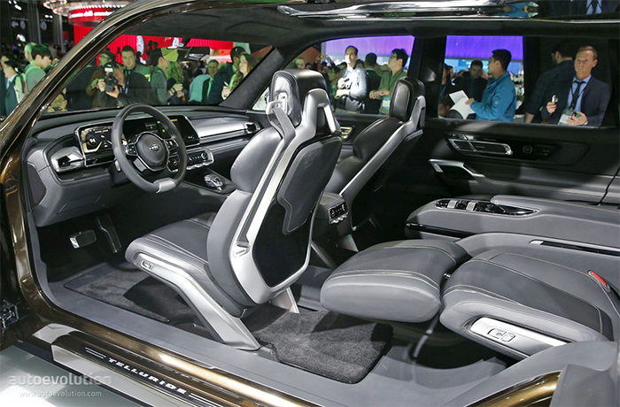 2020 Kia Telluride Goes Big Release Date Price Kia Telluride Car