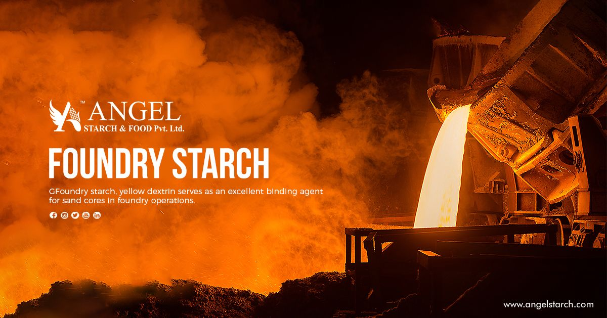 Angelstarch leading modified starch manufacturers