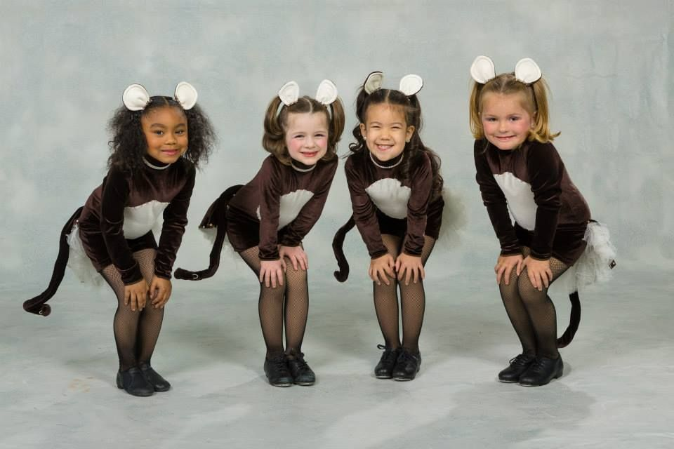 Super cute Monkey dance recital costumes. A long sleeve stretch velvet  leotard with attached half 90763ff0057