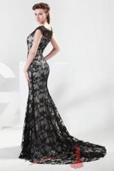 14a77f557 Společenské šaty černou krajkou. | spolecenske saty | Formal dresses ...