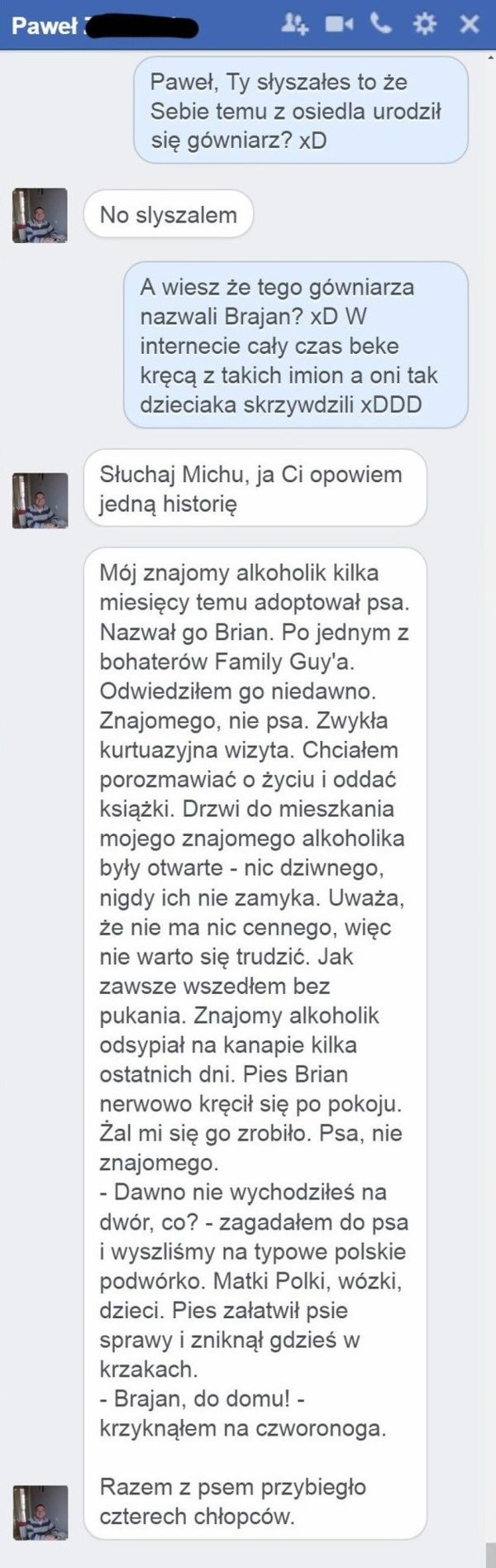 26 Mistrzowskich Rozmow Facebookowych I Smsowych Demotywatory Pl Funny Messages Life Humor Hahaha Hahaha