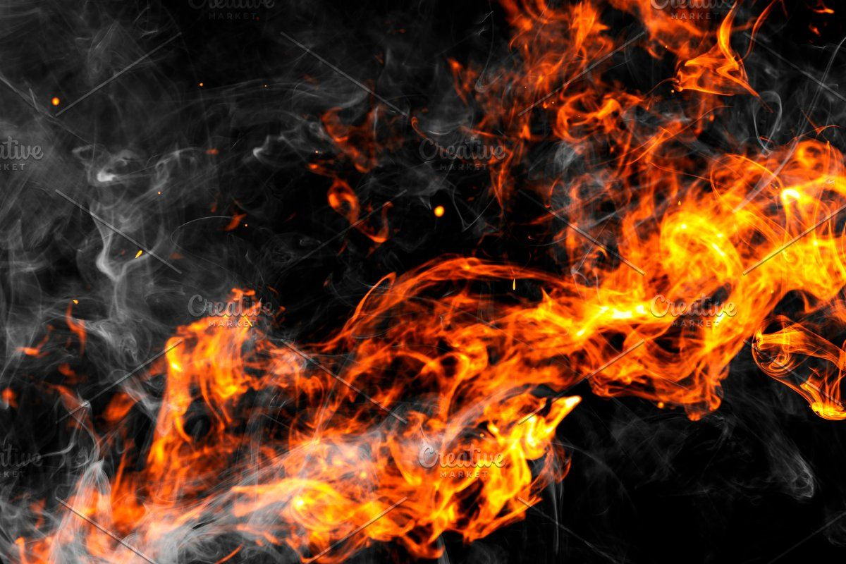 Fire Flames Background Background Abstract Photos Stock Photos People