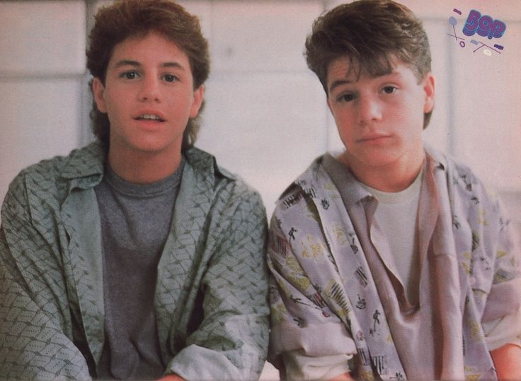 Sean and Kirk Cameron --- like father like son | Young ...