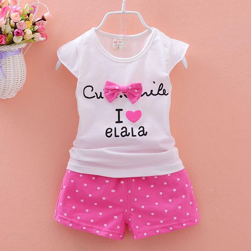 529308a9b ropa para niña de 2 años de verano - Buscar con Google | ropa nina ...