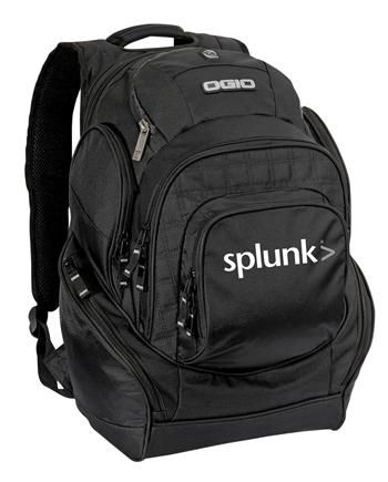 1111a1e99b Splunk North Face Backpack