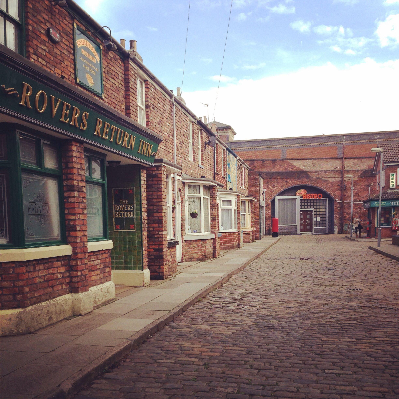 Coronation street tour manchester