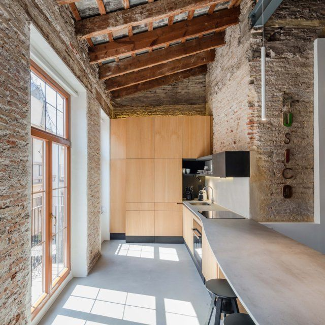 Ristrutturazione dell'Appartamento a Valencia. Spazi