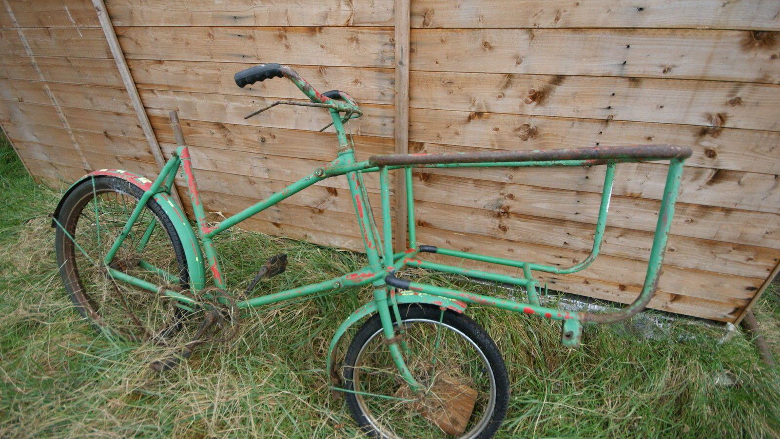 Vintage Trade Bike Bicycle Butcher S Bike Spares Or Repair Bicycle Bike Bicycle Bike