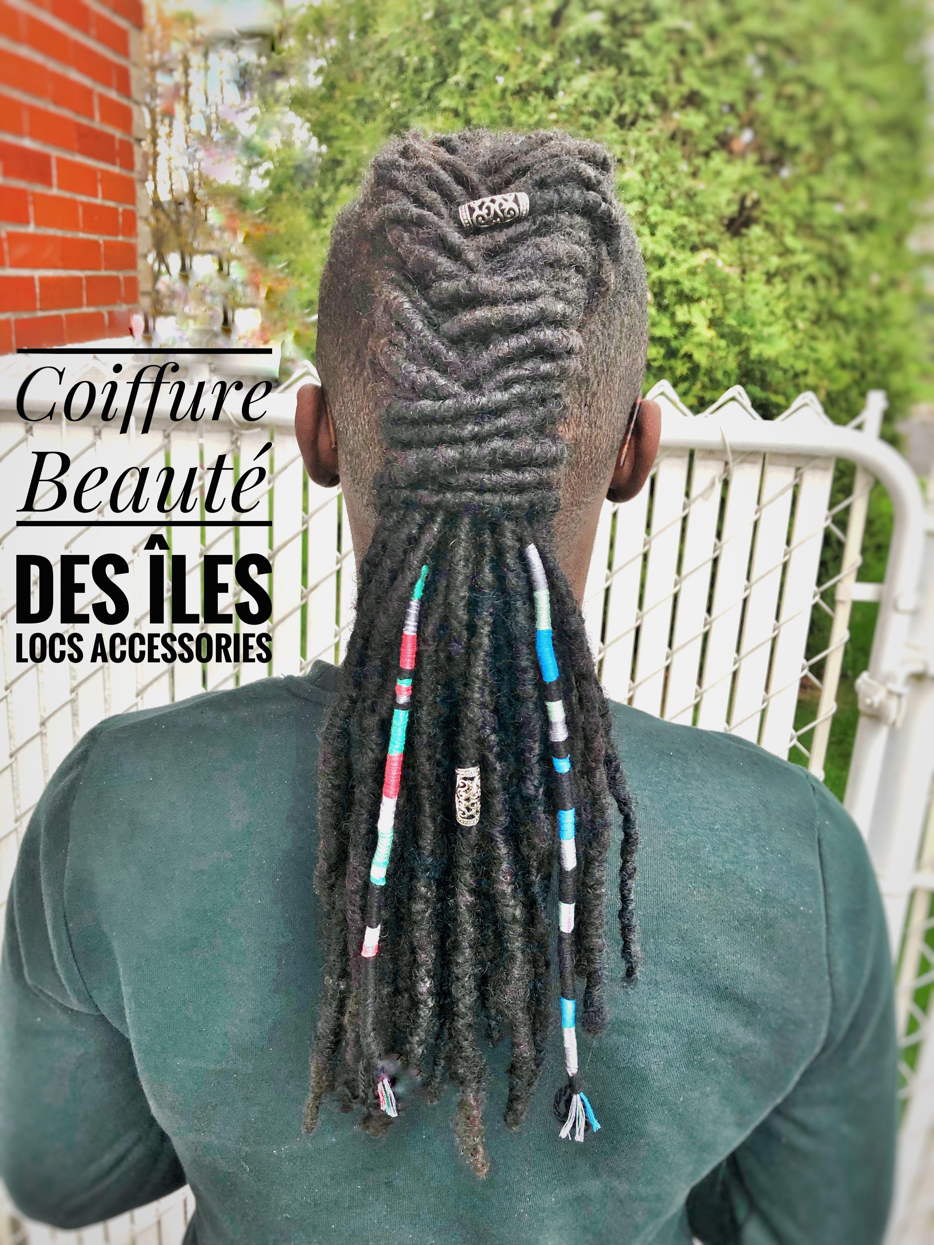 Dreads Locs accessories Hairwrap Locs Ateba