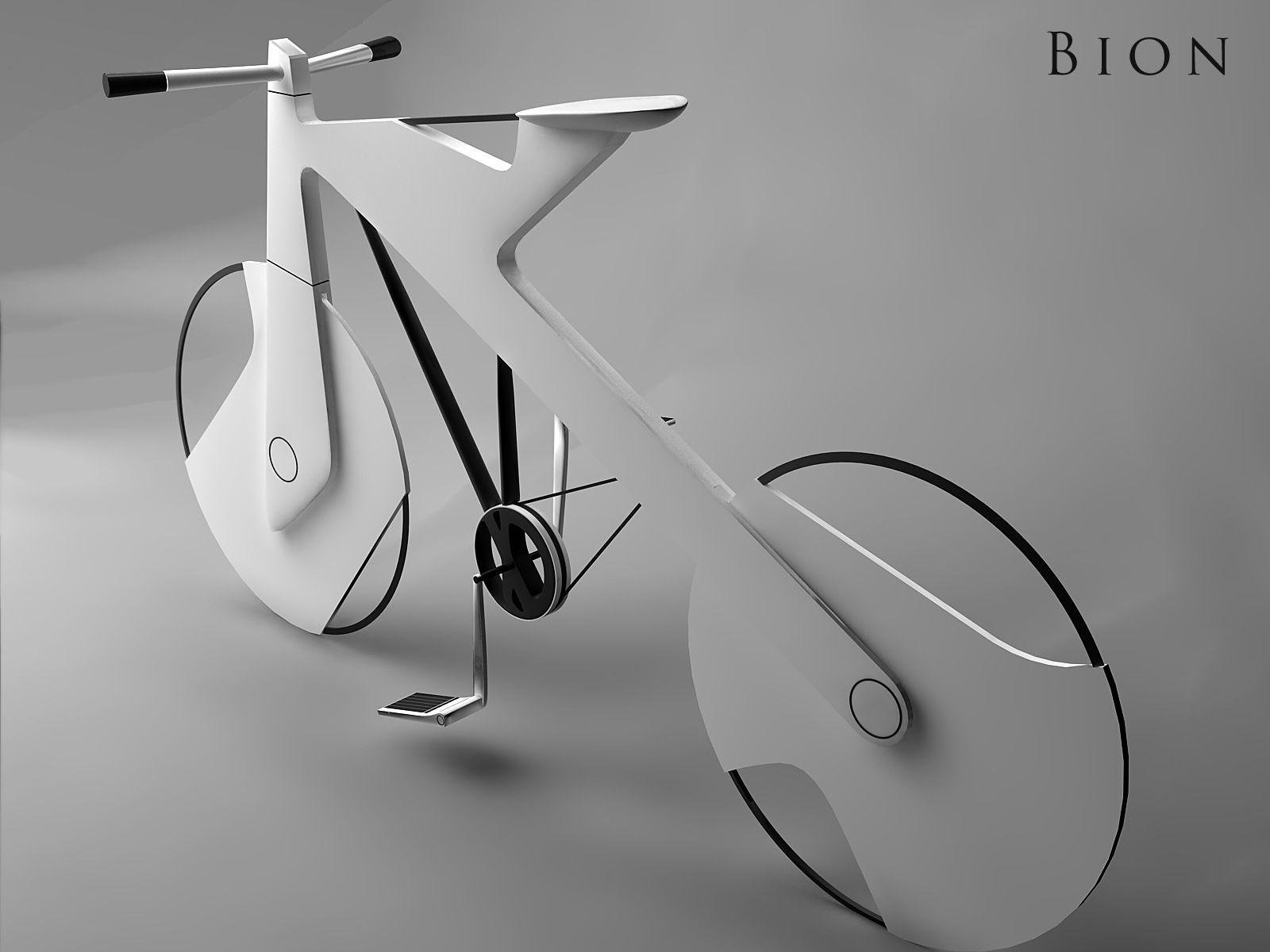 Bion Bike By Aibek Almasov Bicycle