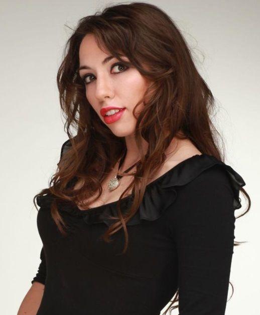 Mimi Al Laham Syrian Girl Women of the Year