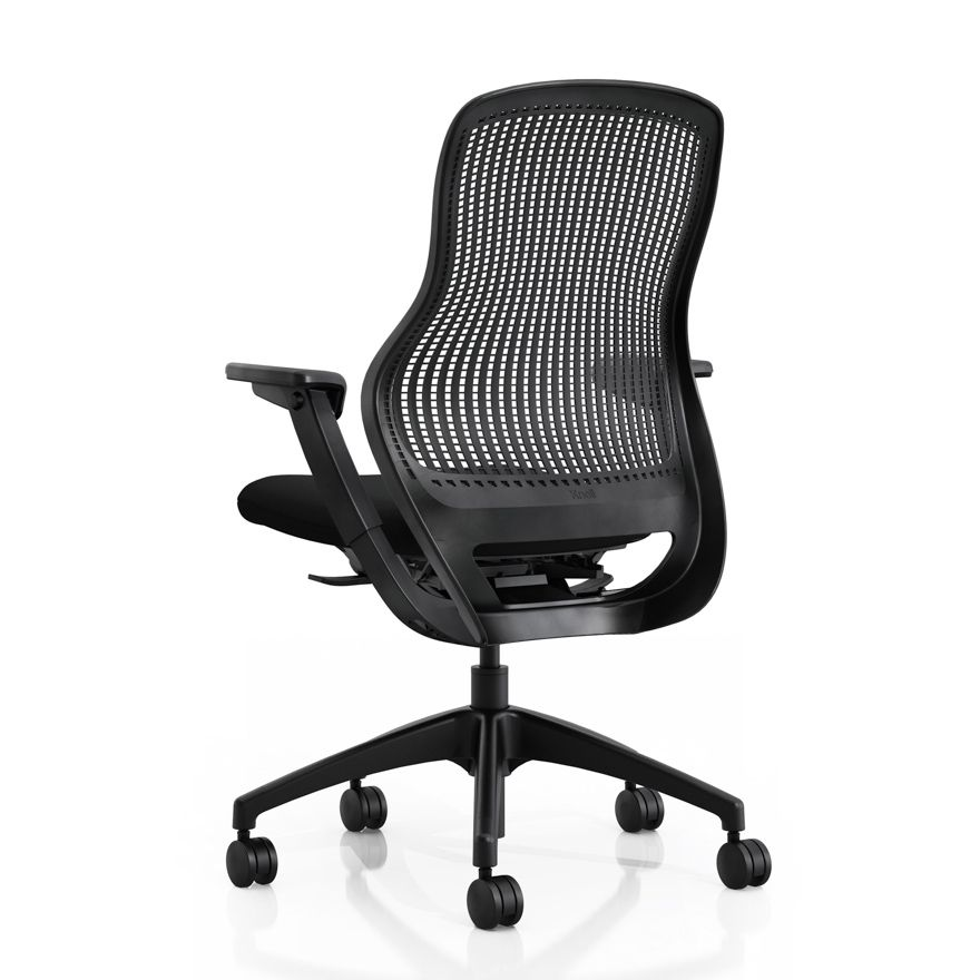 Regeneration By Knoll Ergonomic Chair Leather Office Chair