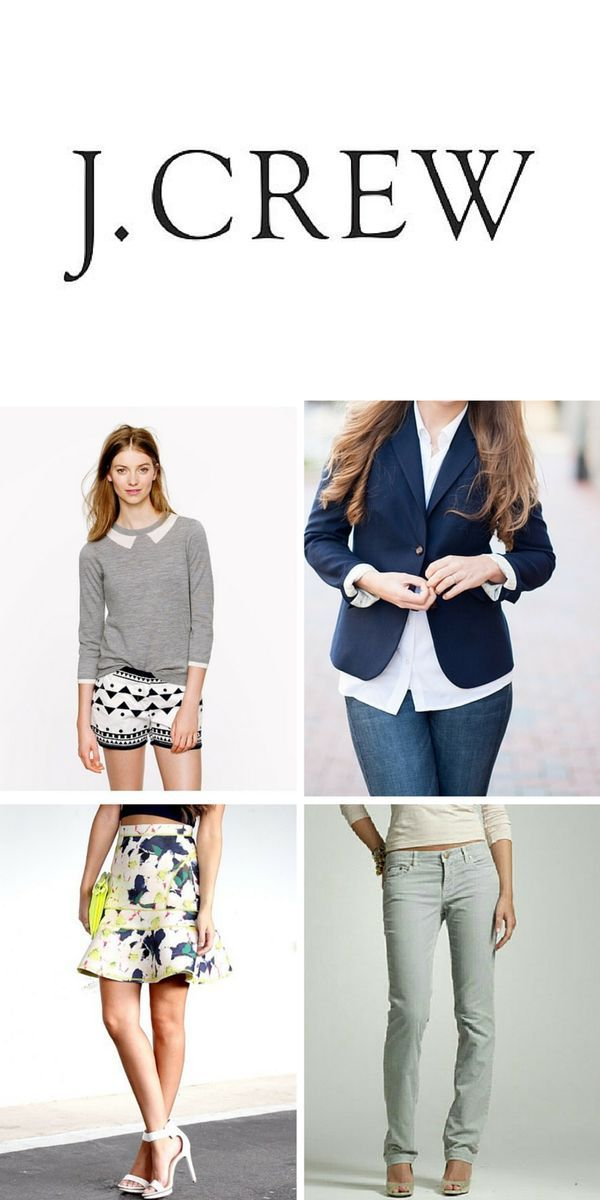Treat yourself to J Crew at unbelievable prices. Shop tops, skirts, pants, and more at up to 70% off! Click or tap the image to download the free app and start saving today. Poshmark is featured on Good Morning America, Cosmo, WWD, and The New York Times.