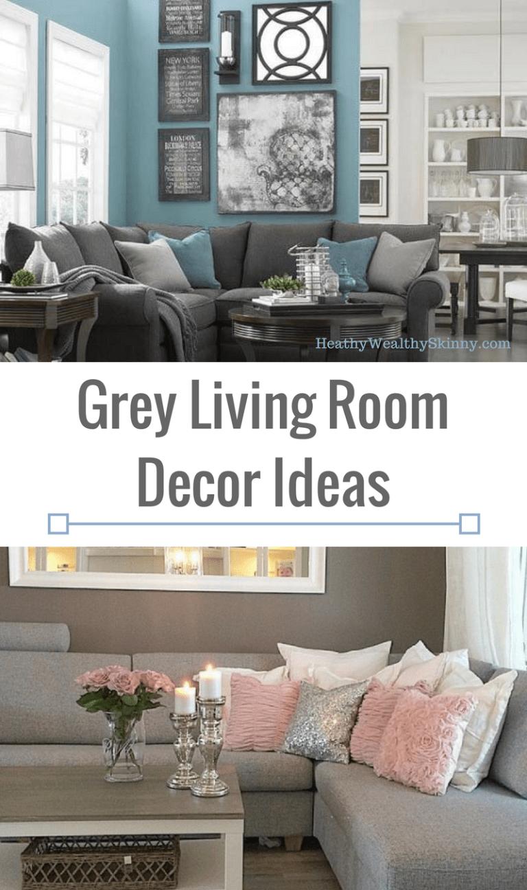 Grey Living Room Decor Ideas images