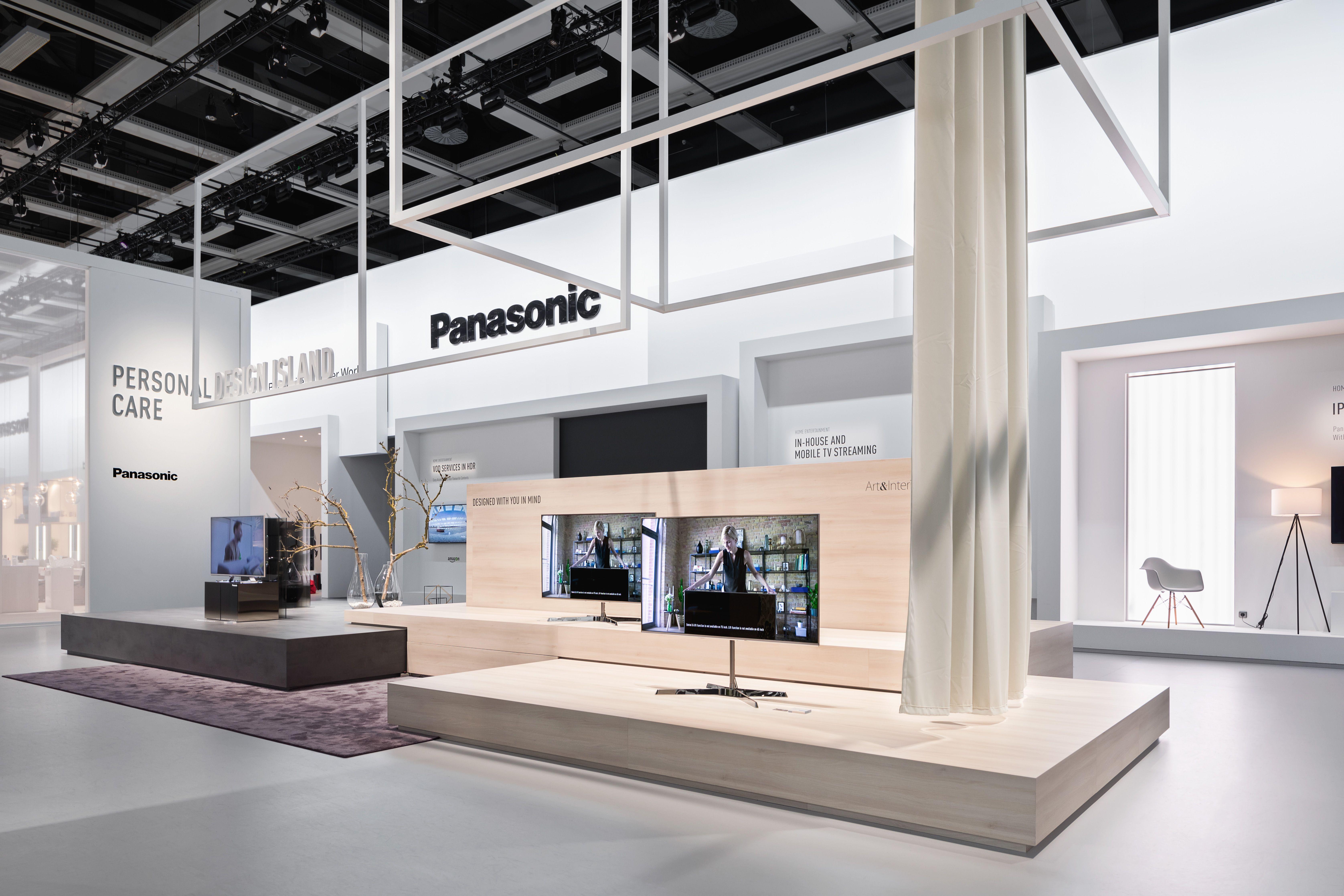 Pin Von Dart Design Gruppe Auf Panasonic Ifa 2017 By Dart Design Gruppe