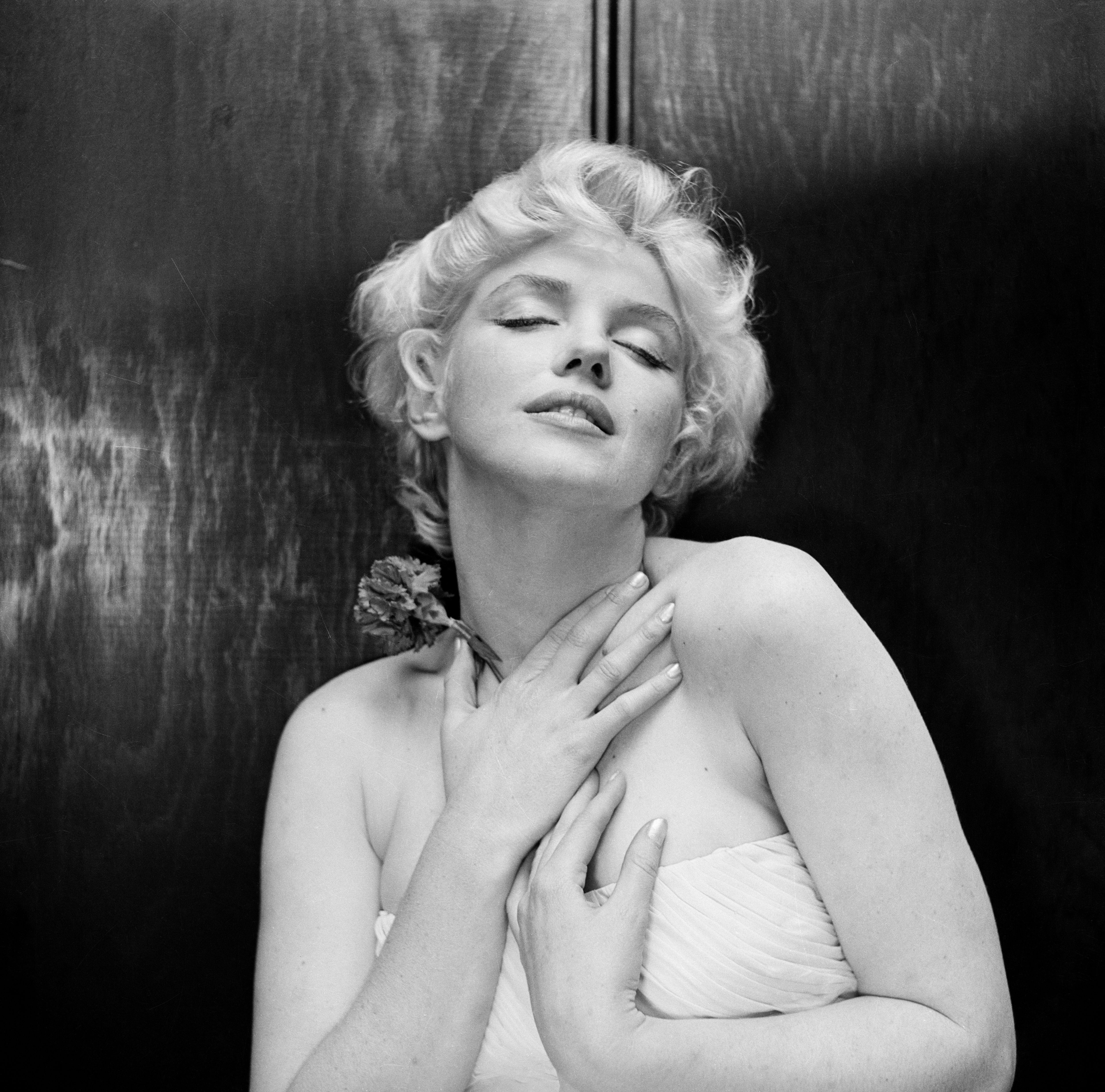 Marilyn Monroe: sex symbol, model and muse – in pictures