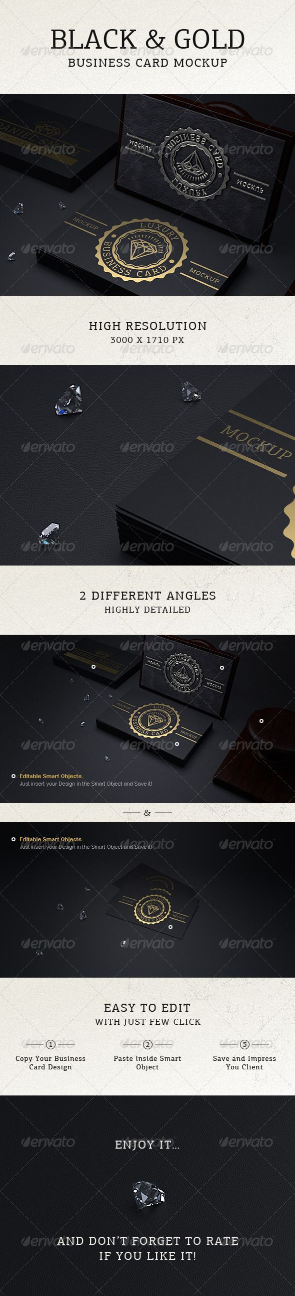 Photorealistic black gold business card mock up business cards photorealistic black gold business card mock up gold logo click here to download reheart Image collections