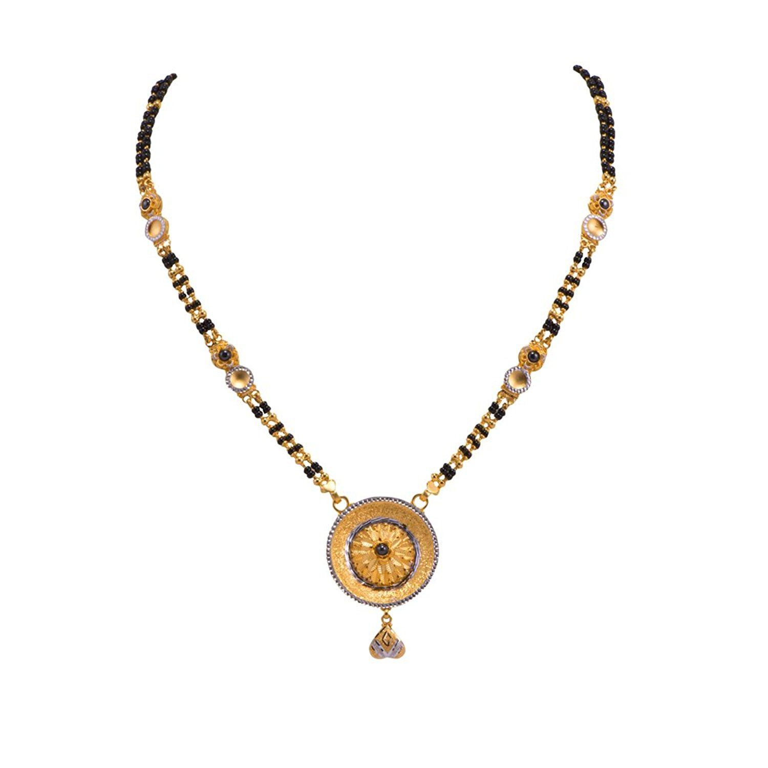 Nallapusalu Models In Joyalukkas South India Jewels Gold Mangalsutra Mangalsutra Designs Jewels