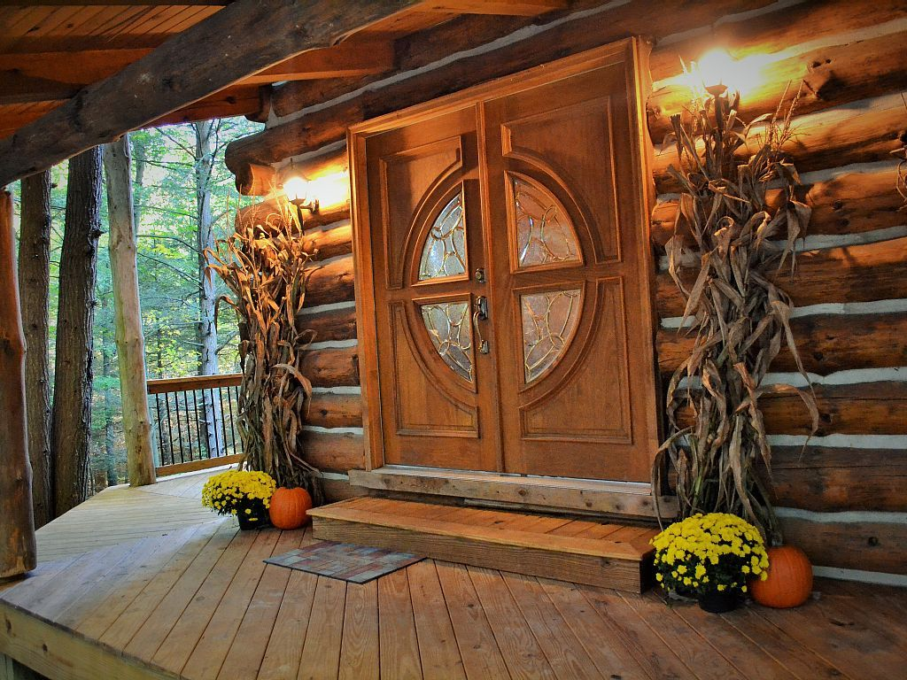 Cabin vacation rental in Centerville, Pennsylvania, United