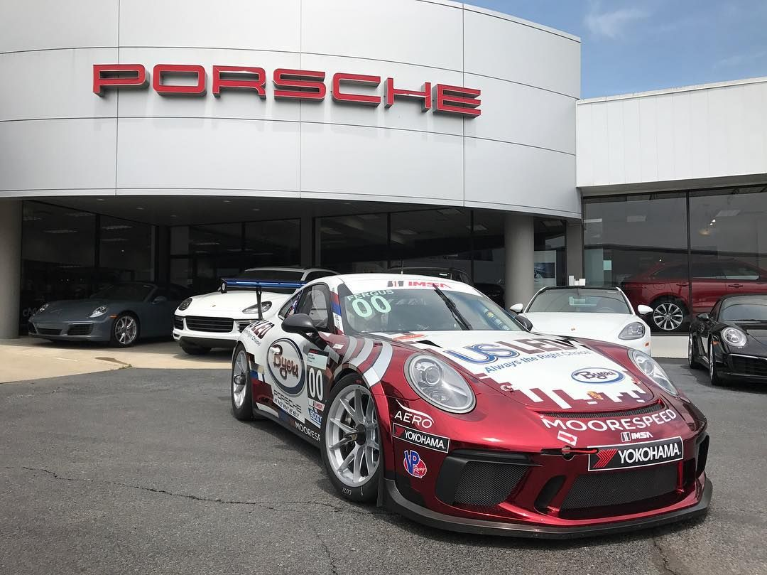 The 2017 Byers Porsche Gt3 2 Cup Car Is For Sale Please Shoot Us A Message If Youre Interested In Learning More Porsche Porsche Gt3 Car