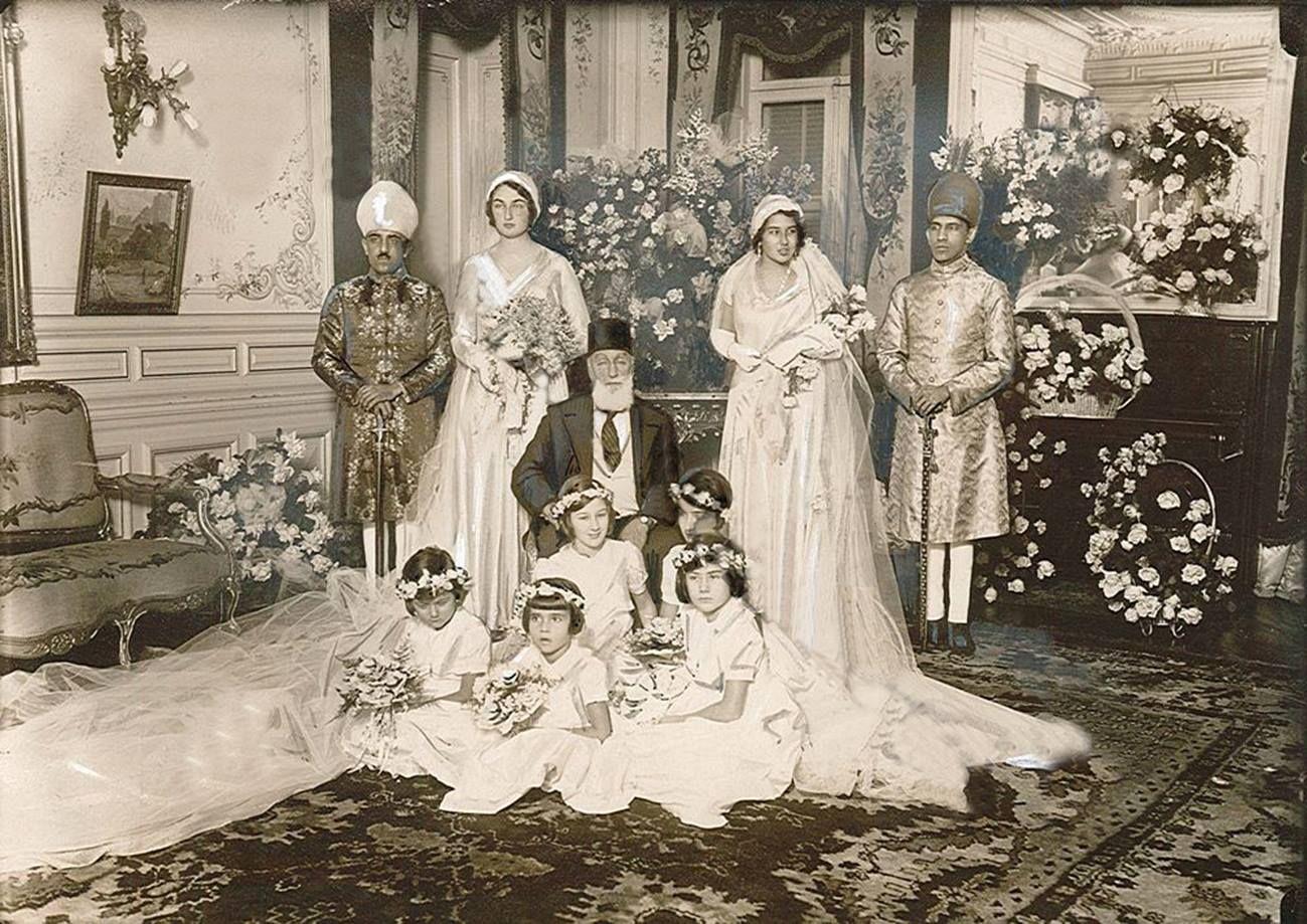 Фотографии семьи османской империи забор бетона