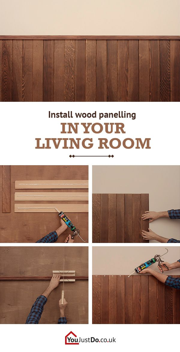 Learning How To Install Wood Panelling Is Actually An Easy Job It