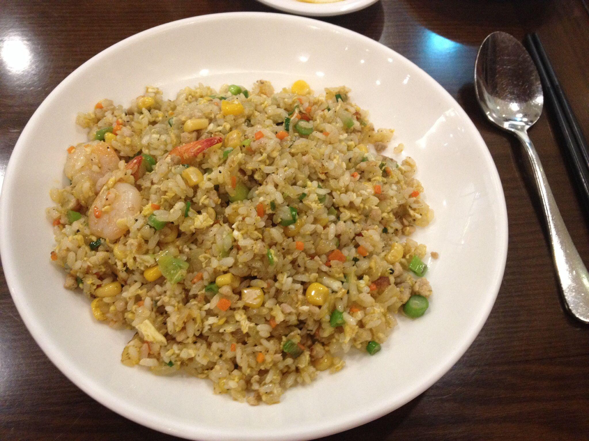 2014.6.1 점심. 베트남식 볶음밥